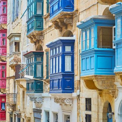 Voyage à Malte - Découverte de Malte à deux