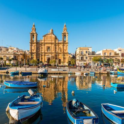Circuit à Malte - Découverte de Malte à deux