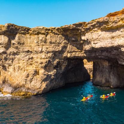 Circuit à Malte - Sports nautiques et Histoire