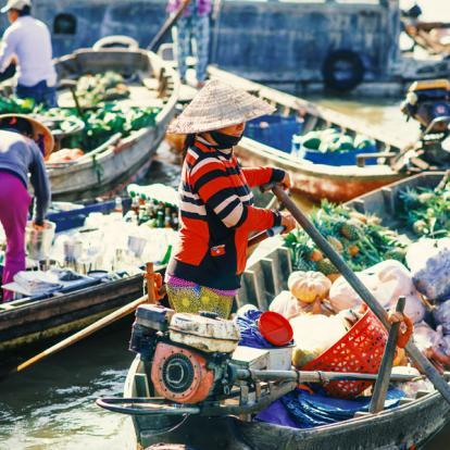 Circuit au Vietnam - Aventure en Famille dans le Sud du Vietnam