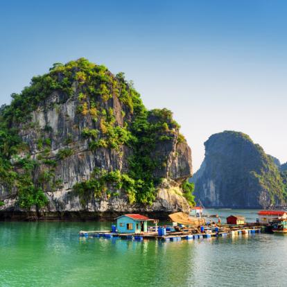 Circuit au Vietnam - De Sapa à la Baie D'Halong