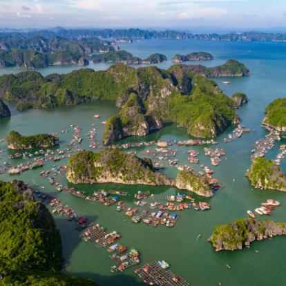 Voyage au Vietnam - Le Vietnam Romantique