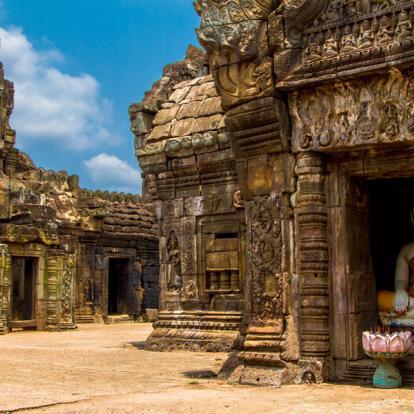 Circuit au Cambodge - Le Cambodge Authentique et ses Incontournables