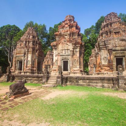 Voyage au Cambodge - Marche et Aventures hors des sentiers battus