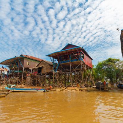 Circuit au Cambodge - Marche et Aventures hors des sentiers battus