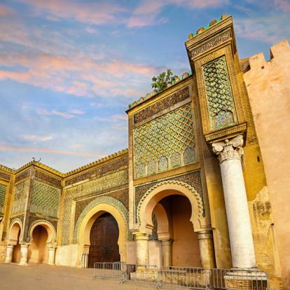 Circuit au Maroc - Villes Impériales et Magie du Désert