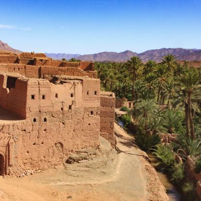 Circuit au Maroc - Magie du Désert Hors Sentiers Battus