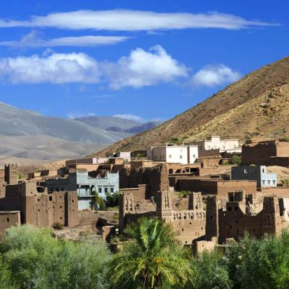 Circuit au Maroc - Grand Tour du Sud Marocain