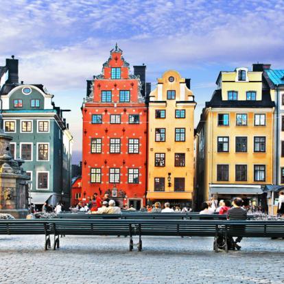 Séjour en Suède - Stockholm à la carte