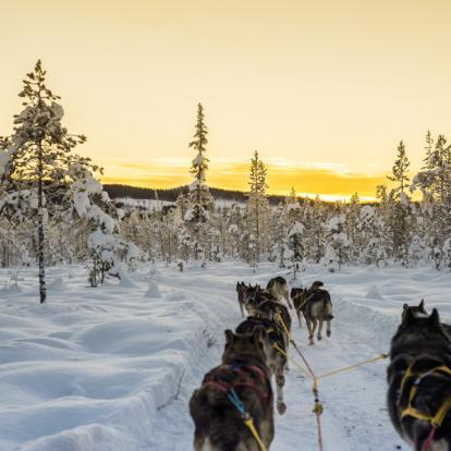 Voyage en Suède - Séjour à Kiruna