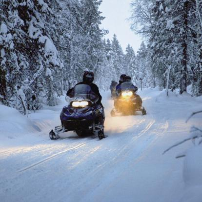 Voyage en Finlande - Iso Syote à la carte