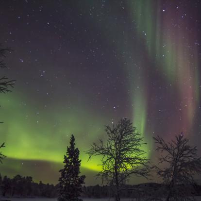 Voyage en Finlande - Raid Motoneige