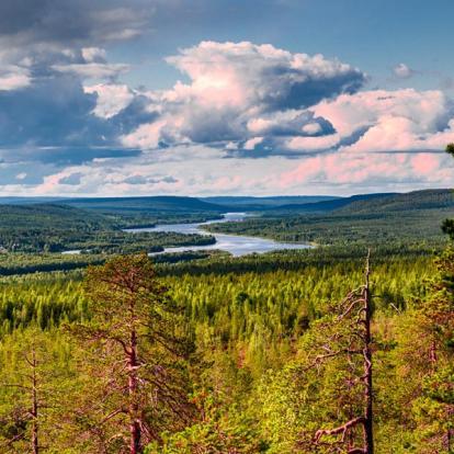 Voyage en Finlande - La Laponie Flamboyante