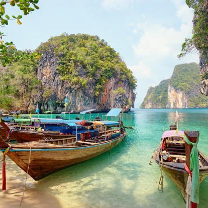 Circuit en Thaïlande - Les Charmes de Krabi