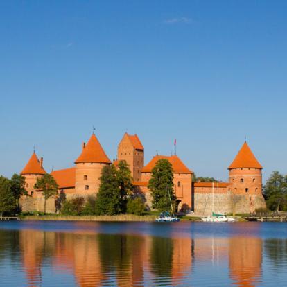 Circuit dans les Pays Baltes - Merveilles de la Baltique