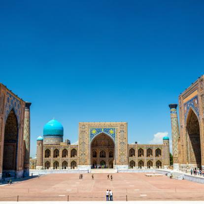Circuit en Ouzbékistan - Quintessence Ouzbèque - les Incontournables