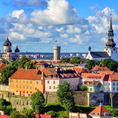 Circuit dans les Pays Baltes - Le Grand Tour de la Baltique