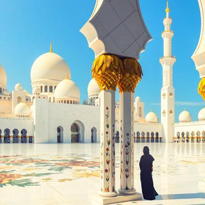 Séjour aux Emirats Arabes Unis - Escapade Express à Abu Dhabi