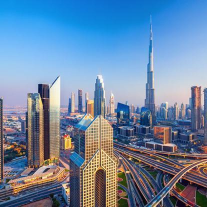 Voyage aux Emirats Arabes Unis - Duo Émirati entre Ville et Désert