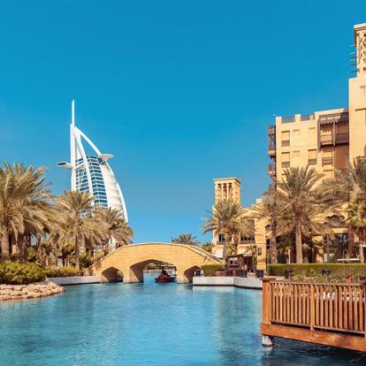 Circuit aux Emirats Arabes Unis - Duo Émirati entre Ville et Désert