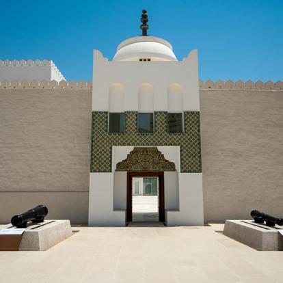 Voyage aux Emirats Arabes Unis - Escapade Express à Abu Dhabi & Dubaï