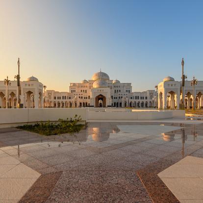 Séjour aux Emirats Arabes Unis - Escapade Express à Abu Dhabi & Dubaï