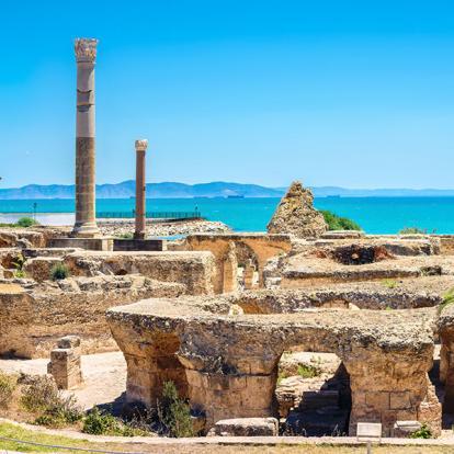 Circuit en Tunisie - Du Nord au Sud, la Grande Traversée