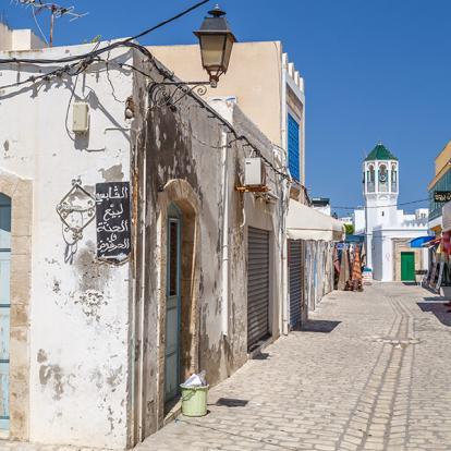 Voyage en Tunisie - Du Nord au Sud, la Grande Traversée