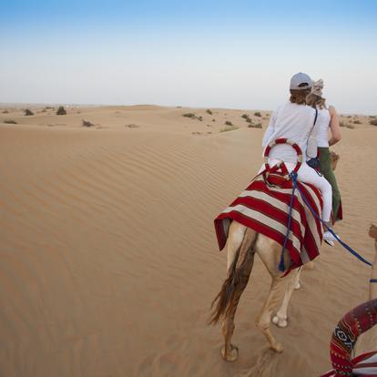 Circuit aux Emirats Arabes Unis - Combiné Expo Dubaï et Aventure à Oman