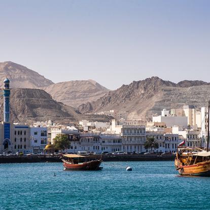 Voyage aux Emirats Arabes Unis - Combiné Expo Dubaï et Aventure à Oman