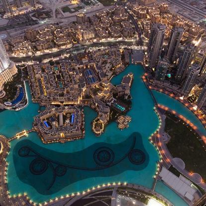 Voyage aux Émirats Arabes Unis - En route pour l'Exposition 2020 à Dubaï