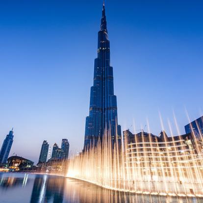 Voyage aux Emirats Arabes Unis - Sept Jours, Sept Emirats