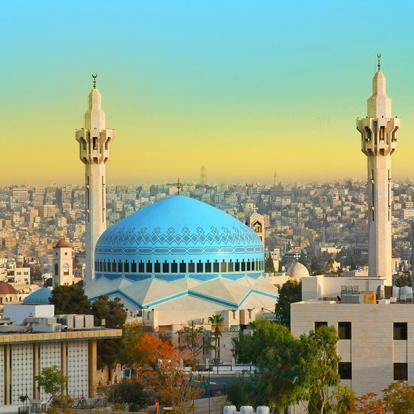 Voyage en Jordanie - Trésors de Jordanie