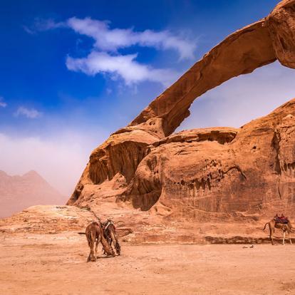 Voyage en Jordanie - Randonnée autourdes incontournables