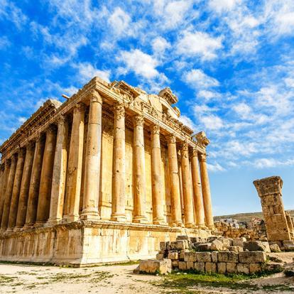 Voyage au Liban - Les MUST