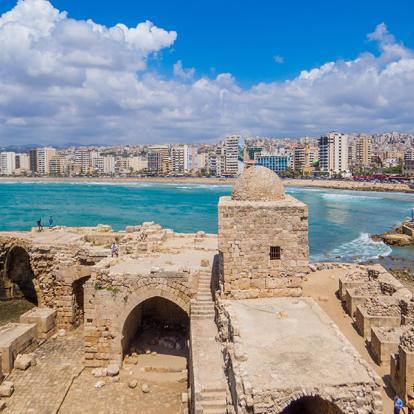 Circuit au Liban - Les MUST