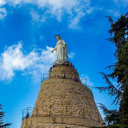 Circuit au Liban - Le Liban biblique