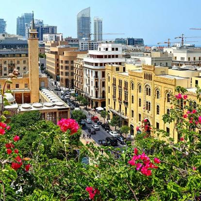 Voyage au Liban - Les trésors du Liban
