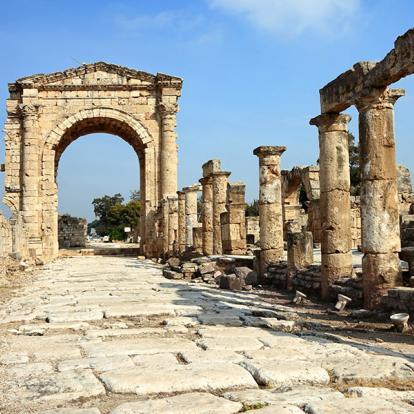 Circuit au Liban - Les trésors du Liban