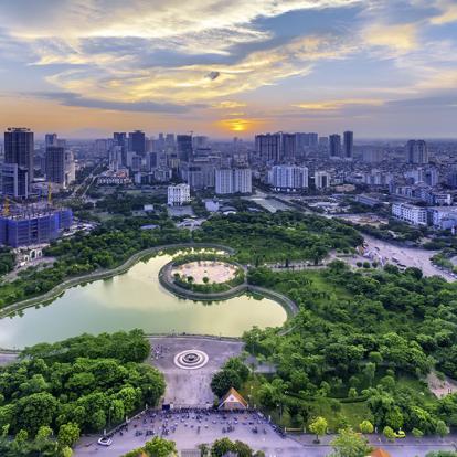 Circuit au Vietnam -