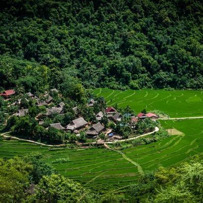 Voyage au Vietnam - Trek dans le Nord, Rizières et Villages Ethniques