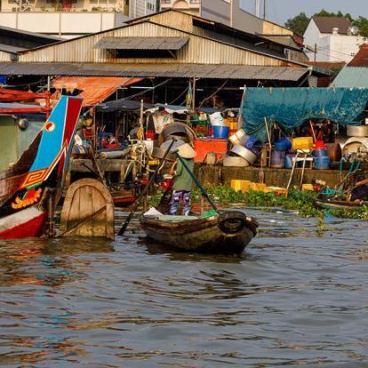 Voyage au Vietnam - Exploration et Farniente dans le Sud
