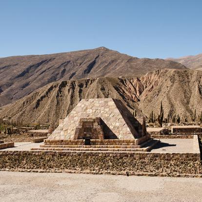 Voyage en Argentine - Culture Andine et Vignobles d'altitude