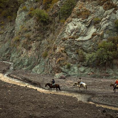 Voyage en Argentine - Randonnée Equestre dans les Vallées Calchaquies