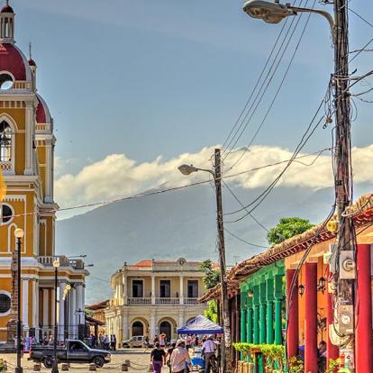 Voyage au Nicaragua - Ma famille au Nicaragua
