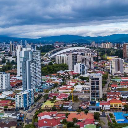 Combiné Costa Rica - Nicaragua