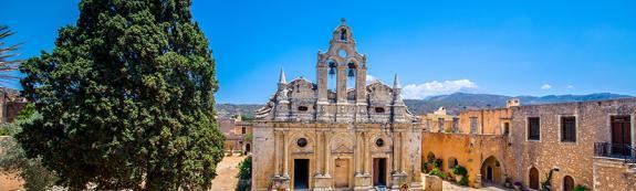 Monastère d'Arkadi