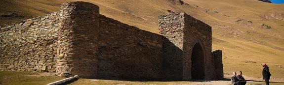Caravansérail de Tach Rabat