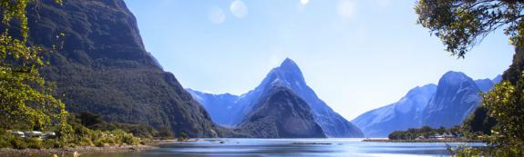 Fjord du Milford Sound